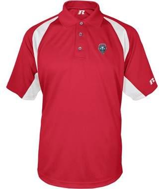 NCAA Russell New Mexico Lobos, Men's Synthetic Polo