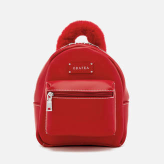 Grafea Women's Agnes Backpack - Red