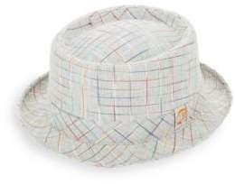 Robert Graham Vina Del Mar Check Pork Pie Hat