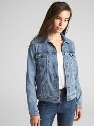 Soft Wear Icon Denim Jacket