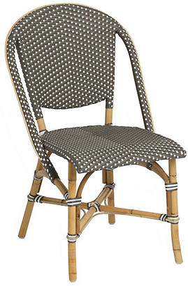 Sika Design A/S Sofie Outdoor Bistro Side Chair - Café