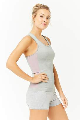 Forever 21 Active Striped Tank Top