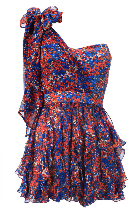 Spot The Dot Dress