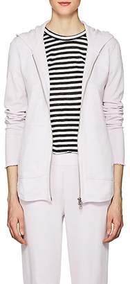 ATM Anthony Thomas Melillo Women's Cotton Zip-Front Hoodie