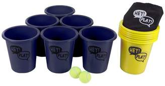 Large Beer Pong Outdoor Game Set by Hey! Play!