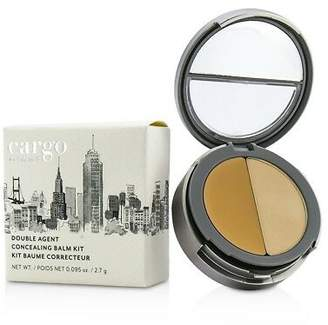 CARGO NEW Double Agent Concealing Kit (3W Medium) 2.7g/0.095oz Womens Makeup