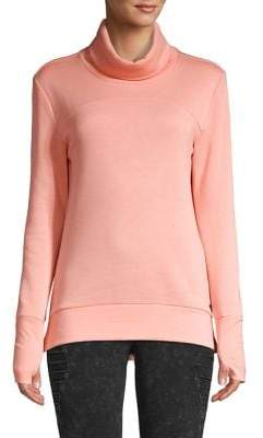 Andrew Marc Turtleneck Pullover Tunic
