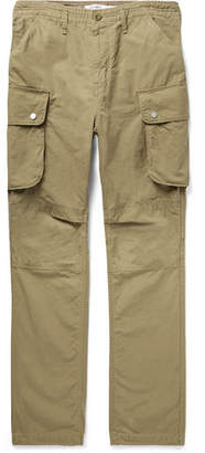 Commander Tapered Cotton-Ripstop Cargo Trousers