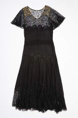 Vintage Loves Vintage 1920s Silk Dress