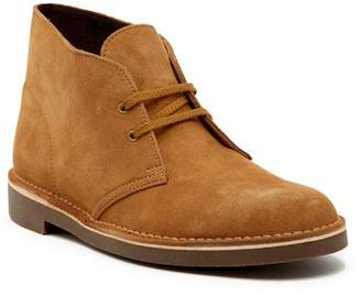 Clarks Bushacre 2 Suede Chukka Boot