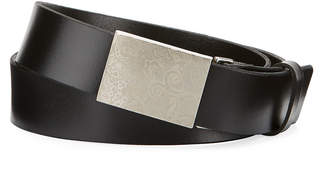 Robert Graham Sawtell Paisley-Engraved Belt
