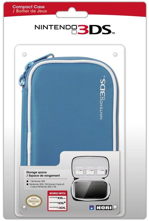 Nintendo HORI 3DS Compact Case -, Blue