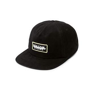 Volcom Men's Scribble Stone Five Panel Hat