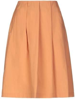 L'Autre Chose Knee length skirt