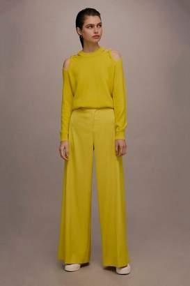 Topshop **Fluid Wide Leg Trousers By Boutique