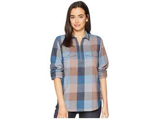 Woolrich Any Point Convertible Flannel Shirt