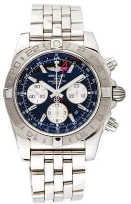 Breitling Chronomat 44 GMT Watch