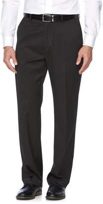 Croft & Barrow Men's True Comfort Stretch Classic-Fit Flat-Front Suit Pants
