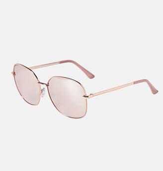 Avenue High Ball Rose Sunglasses