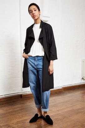 French Connenction Ellesmere Drape Drawstring Jacket