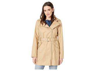 f8765f662633 MICHAEL Michael Kors Asymmetric Belted Trench M724007M
