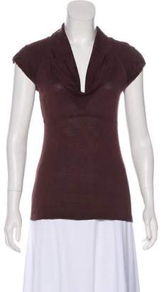 Diane von Furstenberg Wren Short Sleeve Top