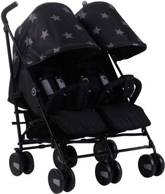 My Babiie MB22 Twin Stroller