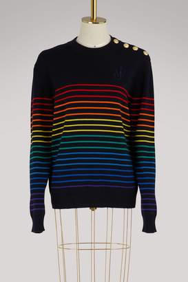 J.W.Anderson Breton stripe wool sweater