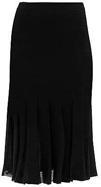 Theory (セオリー) - Theory Theory Women's Pleated Midi Skirt