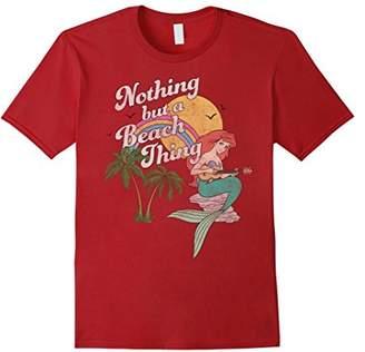 Disney Little Mermaid Vintage Beach Thing Graphic T-Shirt