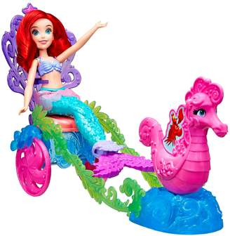 Disney Princess The Little Mermaid Ariel's Under the Sea Carriage