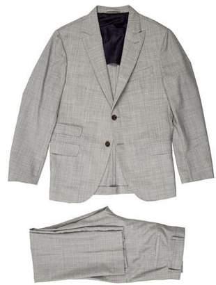 Eleventy Wool Two-Piece Suit