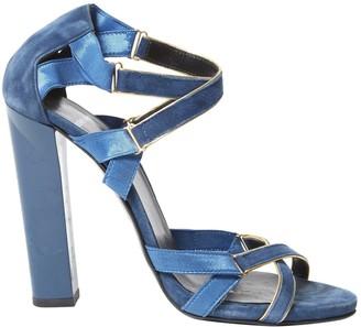 Pierre Hardy Cloth heels