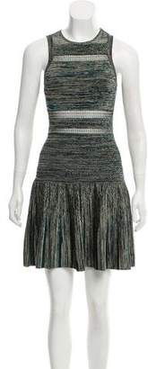 Ronny Kobo Knit Mini Dress w/ Tags