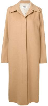 MM6 MAISON MARGIELA classic tailored coat