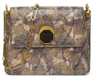 Louise et Cie Edeth Velvet Crossbody Bag
