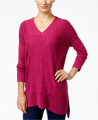 Style & Co. V-Neck Long-Sleeve Tunic, Only at Macy's $49.50 thestylecure.com