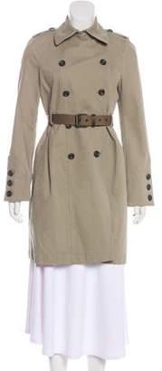 Comptoir des Cotonniers Lightweight Trench Coat