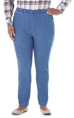 Chic Women's Plus Size Stretch Pull On Jean