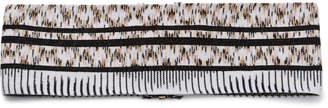 Missoni Zip-Detailed Crochet-Knit Belt