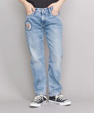 Calvin Klein Jeans (カルバン クライン ジーンズ) - [Calvin Klein Jeans]パッチデニムパンツ