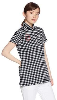 Munsingwear (マンシングウェア) - (マンシングウェア) Munsingwear(マンシングウェア) 半袖シャツ MGWLJA07 NV00 NV00(ネイビー) LL