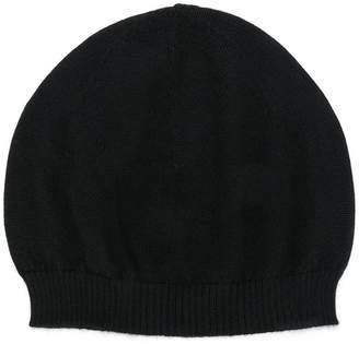 Rick Owens cashmere knitted beanie