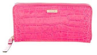 Kate SpadeKate Spade New York Embossed Leather Wallet