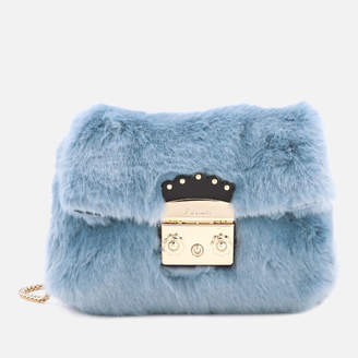 Furla Women's Metropolis Nuvola Mini Cross Body Bag