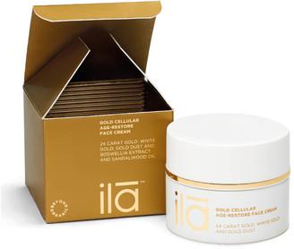 Ila Spa Spa Gold Cellular Age-Restore Face Cream 50g