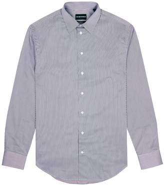 Purple Cotton Shirt