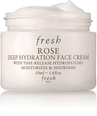 Fresh Women's Rose Deep Hydration Face Cream $40 thestylecure.com