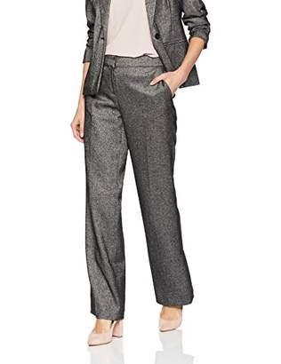 Nine West Women's Tweed Classic Pant
