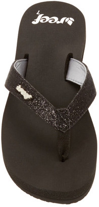 Reef Star Black Flip-Flop (Women) $36 thestylecure.com